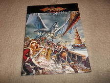 D&D D20 Dragonlance Dragons of Winter