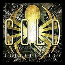 Superfiction by Cold (Metal) (Vinyl, Aug-2011, Eleven Seven)
