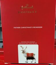 2020 Hallmark Father Christmas Reindeer Limited Quantity