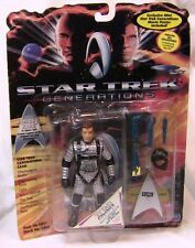 1994 Playmates Star Trek Generations - Kirk in Space Suit - Mint on Card!
