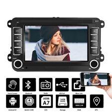 Autoradio Bluetooth Android GPS 2 DIN Für VW GOLF 5 6 Variant PASSAT Touran Polo