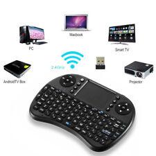 2.4G Sans fil Mini Souris Clavier Télécommande Pavé tactile pour TV BOX PC