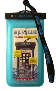 FLOATING TOP QUALITY Aqua Case waterproof cell phone pouch dry bag underwater