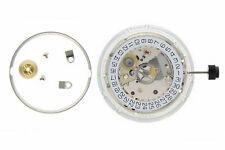 25 Jewel Date @3 Date Swiss Made New Genuine Eta 2824-2 Automatic Watch Movement