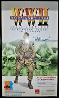 DRAGON 1/6 SCALE WWII AMERICAN WILLIAM 101st AIRBORNE DIV NORMANDY 1944 70084