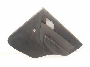 Chevrolet Aveo 2010 1.2 rear right door card panel trim upholstery 96980178