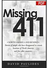 Missing 411 North America by David Paulides New (Other) ✅