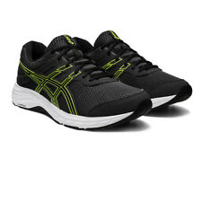 Asics Mens Gel-Contend 6 Running Shoes Trainers Sneakers Black Sports Breathable