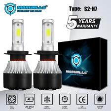 H7 COB LED Headlight Conversion Kit 1800W 270000LM Lamp Light Bulbs 6000K White