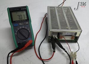 23228 CONDOR DC POWER SUPPLIES POWER SUPPLY, I/P: 100~240V, O/P: 7V GPC80P