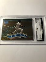 1997 Barry Bonds Topps Stadium Club Matrix #15 San Francisco Giant Baseball Card