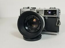 *Hot Outfit* Olympus 35 Sp 35mm Rangefinder Film Camera w/ G zuiko f = 42mm 1.7