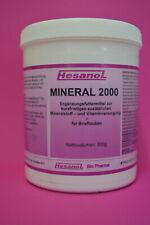 Hesanol Mineral 2000 500g für Brieftauben NEU/OV