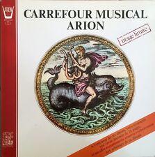 Carrefour Musical Arion   revue - Tirage Limité - Vinyl