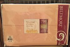 Biltmore 700 Tc Egyptian Cotton Queen 4 Piece Sheet Set