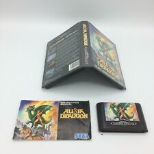 Alisia Dragoon  - Sega - Megadrive - Mega Drive - PAL Version