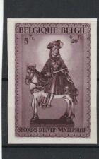 timbres belge no 592 B neufs **