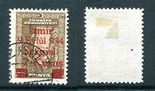 Turkey 1934. 2k on 25k Used Izmir, Smyrna Fair. SG 1164