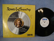 Stan Gunn Sings Town & Country, AUTOGRAPHED, Sugar Hill SHA 004, 1974, Country
