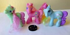 My Little Pony Minty Rainbow Dash Pinkie Pie McDonalds Collectibles 2008 MLP Set