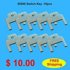 #770301 Paper Towel and Toilet Tissue Dispenser Key 10 PCS