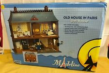 """Eden Madeline 8"""" Doll Old House in Paris Dollhouse New in box Nib Learning Curve"""