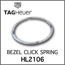 • TAG Heuer Rotating Bezel Click Spring Stainless Steel Swiss Made For HL2106 •