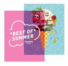 Best of Summer Yearbook A Journal Diary of Summer Vacation - 2017 NEW