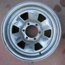 Cerchio in ferro 15x7J 6X139,7 Mitsubshi Pajero Mk1 1982-1991 (28333 85-6-B-2)