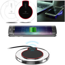 Qi Wireless Fast Charger Charging Pad For Samsung Galaxy Note 8 S8 iPhone X 8 8s