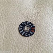 Seiko, 6138, Day Wheel, Genuine Seiko Nos