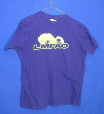 Purple & Yellow LMFAO Party Rock T Shirt Medium