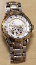 Bulova Men's 98A123 21 BVA Series Jewel Two-Tone Stainless Steel Automatic Watch