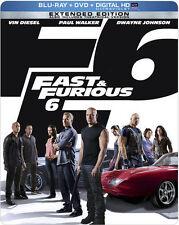 Películas en DVD y Blu-ray blues blu-ray Fast & Furious