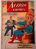 Action Comics #312 (1964) DC VG- Comic Book King Superman vs Clark Kent Metallo