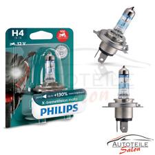 Philips H4 X-tremeVision moto +130% 12342XV+BW