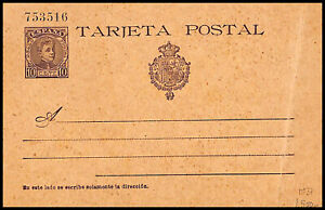 1901.MNG.Ed:(*)EP37A.EP.Cadete.10 cts cast s/ant.6 Cifras.C.Interior.Dbl.PC:170€