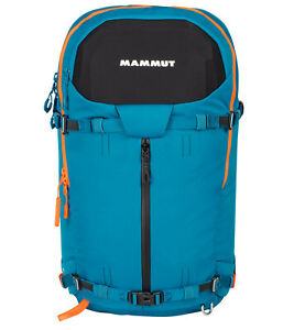 Mammut Flip Removable Airbag 3.0 Outdoor-Rucksack Lawinen-Rucksack 22 L Türkis