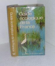 Guide ecologique de la France.Selection du Reader's Digest. Z006