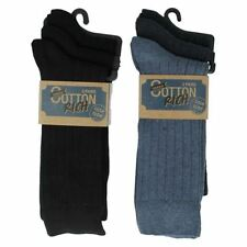 Calze e calzini da uomo blu a righe
