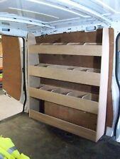 Mercedes Vito SWB Van Storage Accessories Van Racking Plywood Shelving
