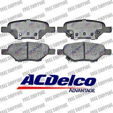 Rear Brake Pads 4 pcs Ceramic For Chevrolet Malibu HHR Cobalt fits 2004-2012