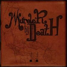 MURDER BY DEATH-WHO WILL SURVIVE AND WHAT WILL... HEAVYWEIGHT VINYL LP +MP3 NEW+