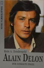 ALAIN DELON DER EISKALTE ENGEL - HEYNE FILMBIBLIOTHEK (TB434)