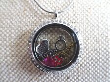Custom Designed Locket - Locket Pendant