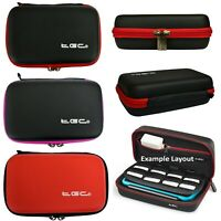 Carrying Case Armour Bag for Nintendo 2DS XL 3DS XL DSi XL Consoles Game Cards