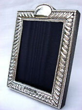 Classique de meilleure qualité 999 hallmarked silver London & BRITANNIA Photo Frame