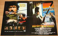 Robin Hood - Mörderische Rache Filmplakat / Poster A1 ca 60x84cm