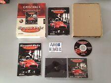 Grand Prix Legends (simulateur course F1 années 60) SIERRA PC Big Box FR