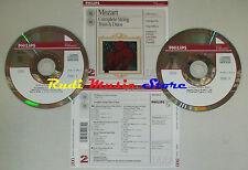 CD MOZART Complete string trios & duos GRUMIAUX TRIO ARRIGO PELLICCIA lp mc dvd